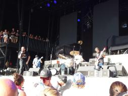 Clutch on the Bud Light Main Stage at Rocklahoma