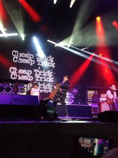 Cheap Trick on the Bud Light Main Stage at Rocklahoma