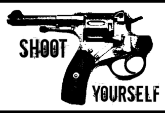 shoot yourself logo