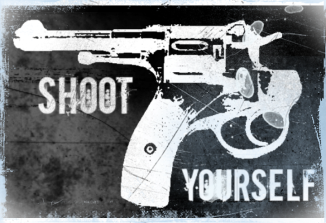 shoot yourself logo2